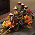 harvestsunflowercandle