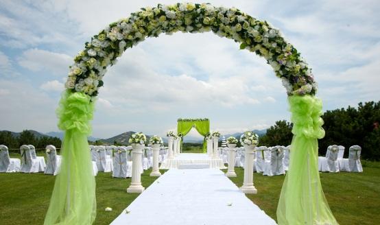 summer wedding flowers