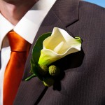 Lily Corsage