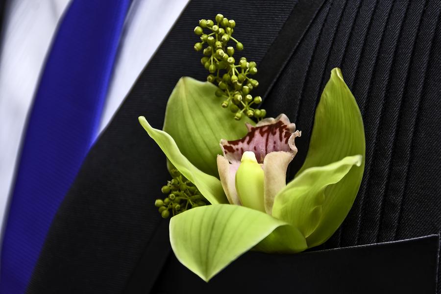 Flower Boutonniere