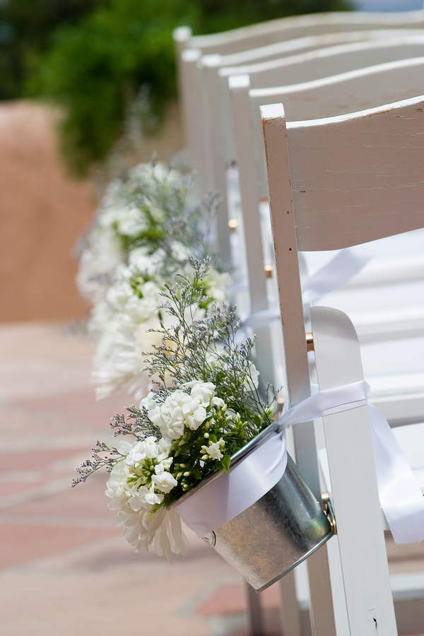 flower aisle runner
