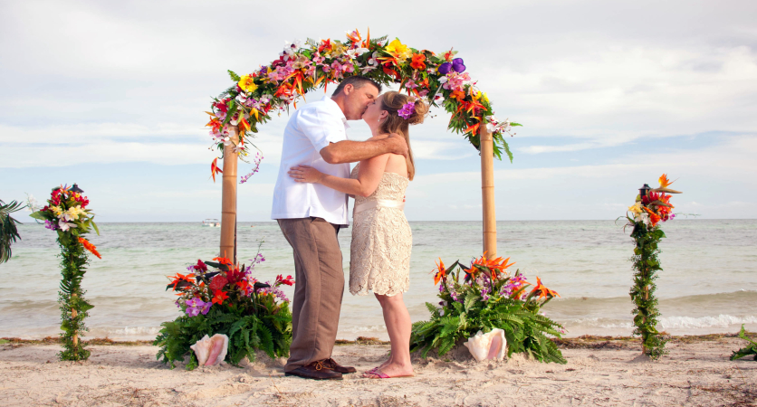 Don't Make These 4 Beach Wedding Flower Mistakes