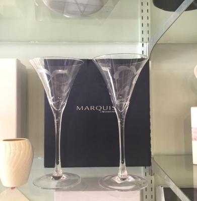 Marquis Toasting Glasses
