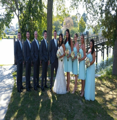 Outdoor Summer Wedding