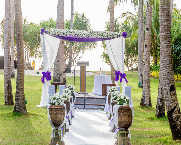 Beach Wedding Aisle Runner