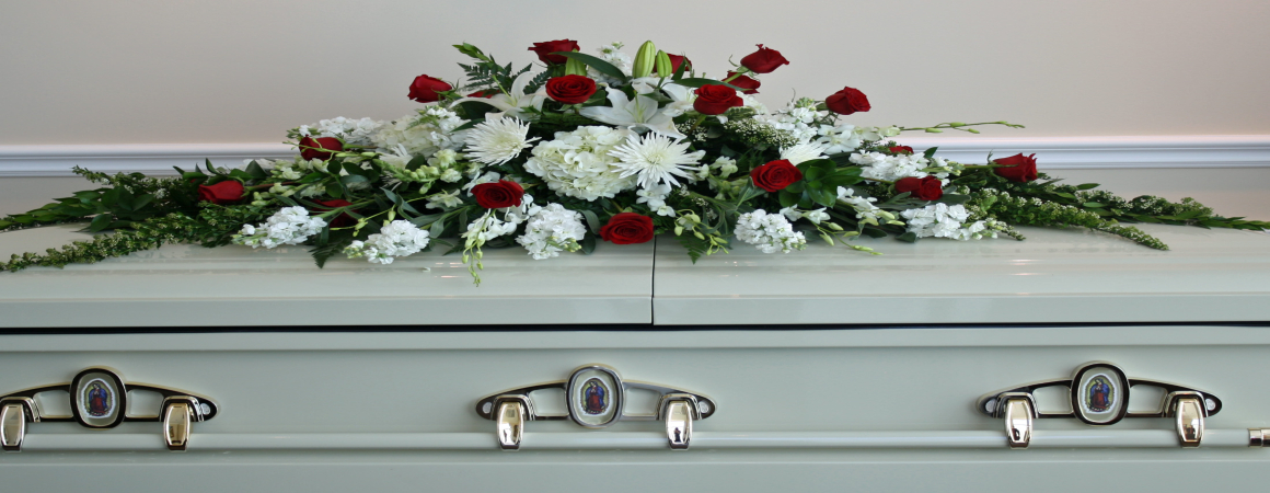 5 Funeral Flowers to Commemorate a Loved One