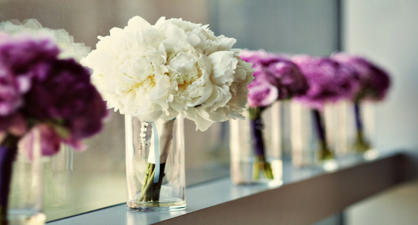 Flower Feature: 5 Reasons to Use Peony Blossoms for Your Spring Wedding